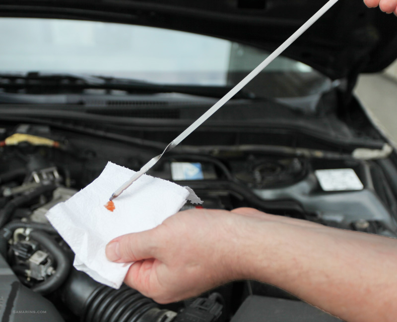 How To Check Automatic Transmission Fluid >> How To Check Your Transmission Fluid Auto Trans Matic